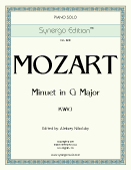 Minuet in G Major